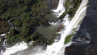 アルゼンチン/イグアスの滝