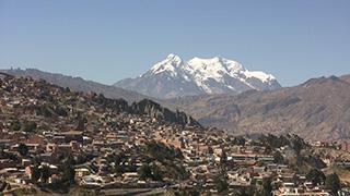 ボリビア/ラパス/イリマニ