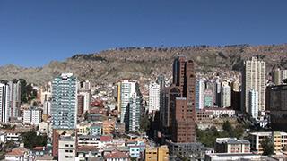 ボリビア/ラパス