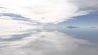 ボリビア/ウユニ塩湖