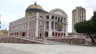 ブラジル/マナウス/アマゾナス劇場