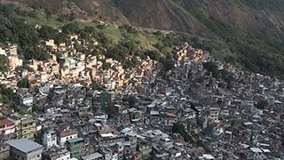 ブラジル/リオ・デ・ジャネイロ/ファヴェーラ