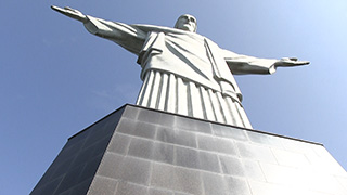 ブラジル/リオ・デ・ジャネイロ/コルコバードの丘