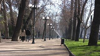 チリ/サンティアゴ