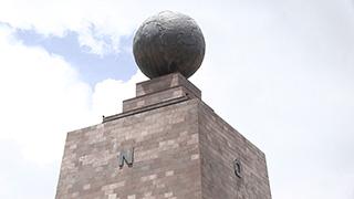 エクアドル/キト/赤道記念碑