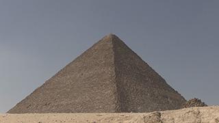 エジプト/ギザ/ピラミッド