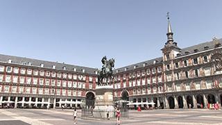 スペイン/マドリード/マヨール広場