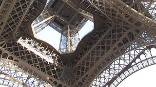 フランス/パリ/エッフェル塔