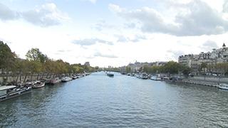 フランス/パリ/セーヌ川