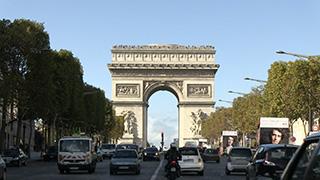 フランス/パリ/シャンゼリゼ通り