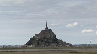 フランス/ノルマンディー/モン・サン・ミッシェル