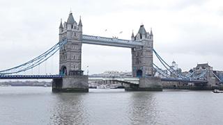 イギリス/ロンドン/タワーブリッジ
