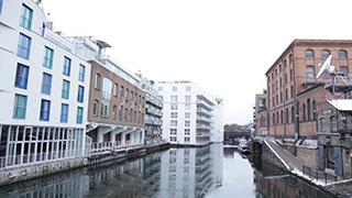 イギリス/ロンドン/カムデン・タウン/グランド・ユニオン運河