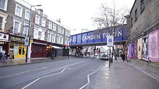 イギリス/ロンドン/カムデン・タウン