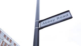 イギリス/ロンドン/アビー・ロード