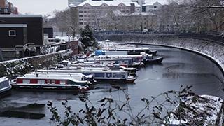 イギリス/ロンドン/グランド・ユニオン運河