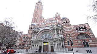 イギリス/ロンドン/ウェストミンスター大聖堂