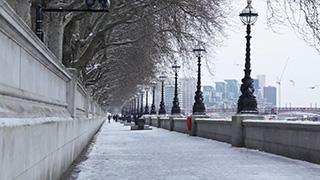 イギリス/ロンドン/テムズ・パス