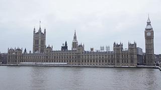 イギリス/ロンドン/ウェストミンスター宮殿