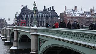 イギリス/ロンドン/ウエストミンスターブリッジ