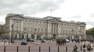 イギリス/ロンドン/バッキンガム宮殿