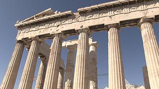 ギリシャ/アテネ/パルテノン神殿