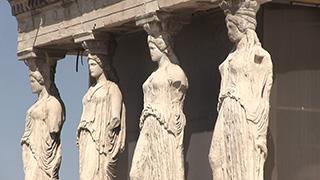 ギリシャ/アテネ/エレクテイオン