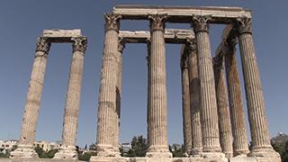 ギリシャ/アテネ/ゼウス神殿