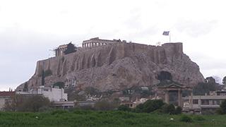 ギリシャ/アテネ/アクロポリス