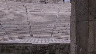 ギリシャ/アテネ/イロド・アティコス音楽堂