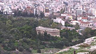 ギリシャ/アテネ/古代アゴラ