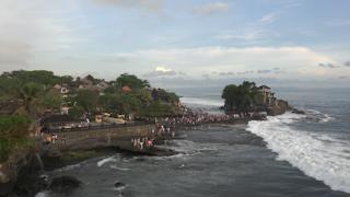 インドネシア/バリ島/タナロット寺院