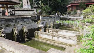 インドネシア/バリ島/ゴア・ガジャ遺跡