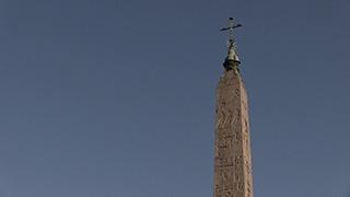 イタリア/ローマ/ポポロ広場