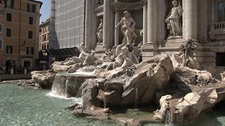 イタリア/ローマ/トレビの泉