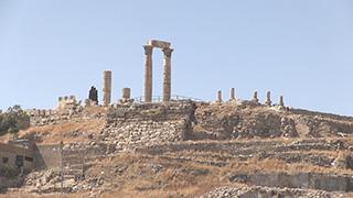 ヨルダン/アンマン/アンマン城