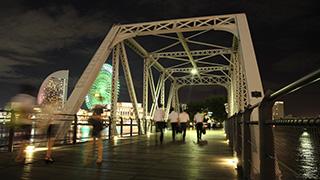 日本/横浜/横浜みなとみらい21/汽車道