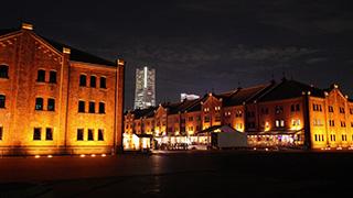 日本/横浜/横浜みなとみらい21/横浜赤レンガ倉庫