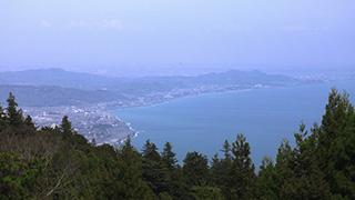 日本/箱根/相模湾