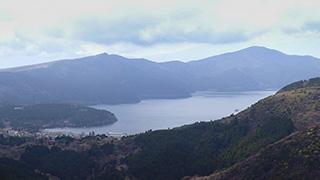 日本/箱根/芦ノ湖