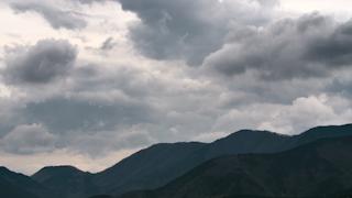 雲の動き/タイムラプス