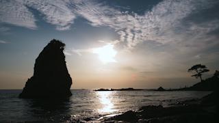 日本/神奈川/立石海岸