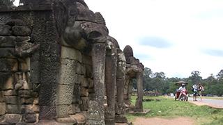 カンボジア/シェムリアップ/アンコール・トム
