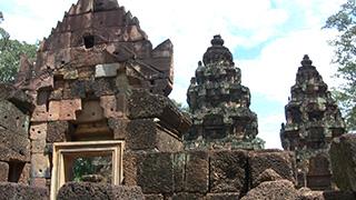 カンボジア/シェムリアップ/ベンメリア