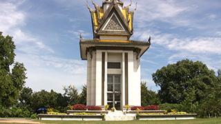 カンボジア/プノンペン/キリングフィールド