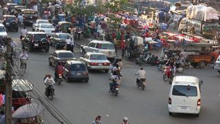 カンボジア/プノンペン