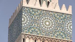 モロッコ/カサブランカ/ハッサン2世モスク