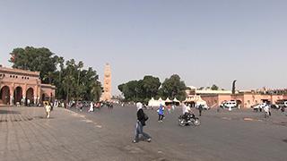 モロッコ/マラケシュ