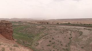 モロッコ/アトラス山脈