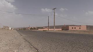 モロッコ/カスバ街道